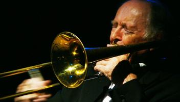 Chris Barber. Foto: Hans Kumpf