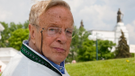 Franco Zeffirelli in Moscow in Moskau im Jahr 2008. Foto: Alexey Yushenkov (Own work) [GFDL (http://www.gnu.org/copyleft/fdl.html) or CC BY-SA 3.0 (https://creativecommons.org/licenses/by-sa/3.0)], via Wikimedia Commons