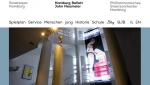 Hamburg Ballett - Website.