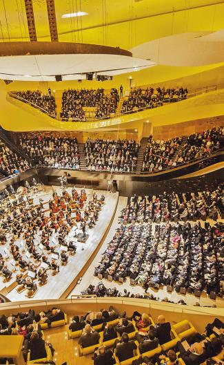 Philharmonie Paris. Foto: William Beaucardet