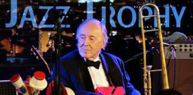 Jazz, Rock und Rollstuhl – Die German Jazz Trophy 2014 ging an den  Posaunisten Chris Barber